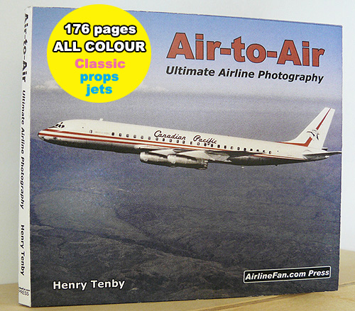 AIR-TO-AIR: Ultimate Airline Photography book