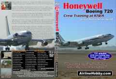 Honeywell Boeing 720 Crew Training at KIWA DVD