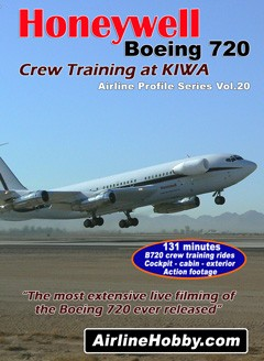 Honeywell Boeing 720 Crew Training at KIWA DVD
