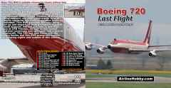 Boeing 720 Last Flight DVD