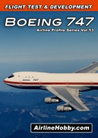 Boeing 747 Development & Flight Test DVD