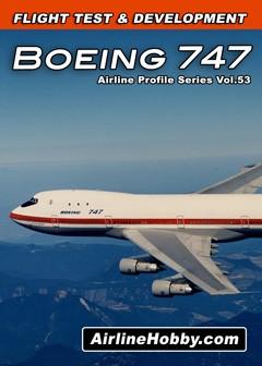 Boeing 747 Development & Flight Test DVD