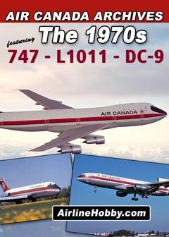 Air Canada 1970s DVD