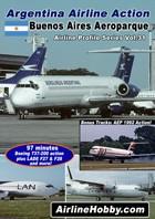 Argentina Airline Action - Buenos Aires Aeroparque DVD