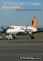 Air North HS748 Action - Song of the Darts DVD