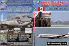 Canadian Armed Forces Boeing 707 CC-137 In Service DVD Part I (1970-1990)