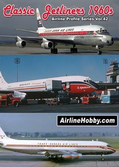 Classic Jetliners 1960s 2010 DVD