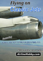 Flying On Classic Jets DVD