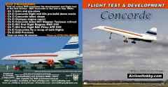 Concorde Flight Test DVD