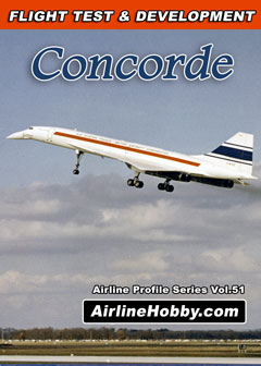 Concorde Flight Test DVD
