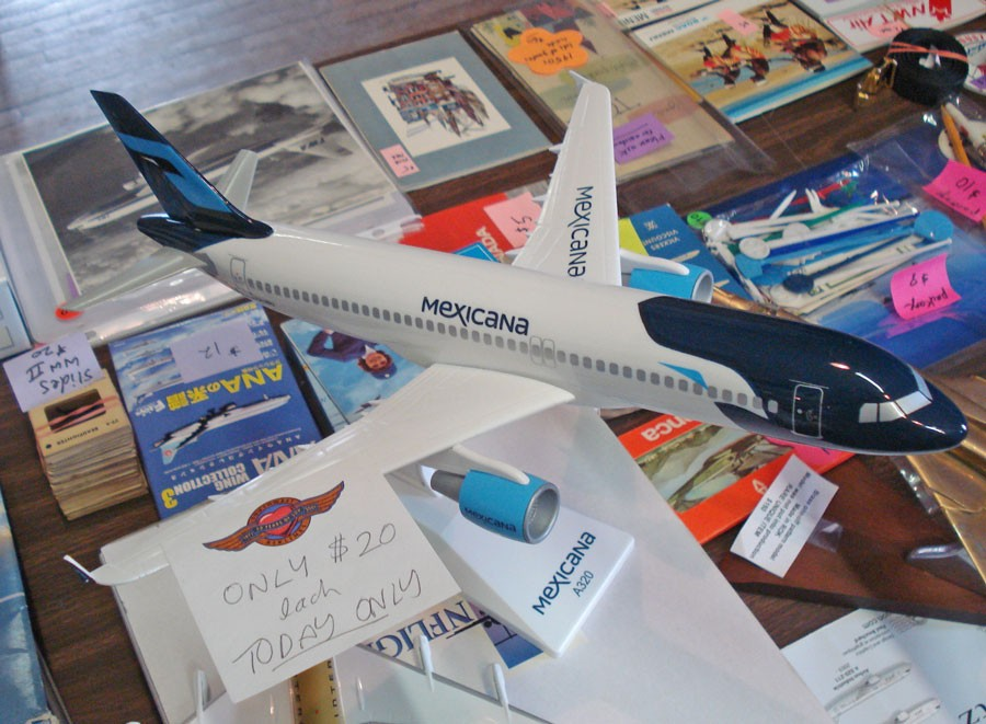 Vancouver Aviation Collectibles Show 2014