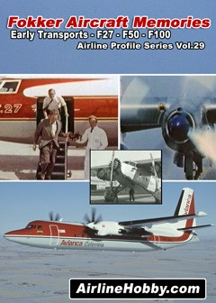 Fokker Aircraft Memories DVD