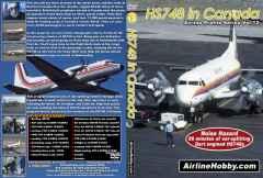 HS748 in Canada DVD
