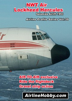 NWT Air Hercules Salamida Airlift 1993 DVD