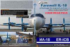 Farewell Grixona IL-18 ER-ICB DVD X4 DVD Set