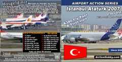 Istanbul Ataturk International Airport 2007 Part One DVD