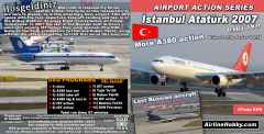 Istanbul Ataturk International Airport 2007 Part Two DVD