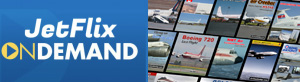 """Airport videos, airline profiles, aviation fan trips, and historical films from aviation's golden age all come together in the growing JetFlix.TV archive to offer global aviation fans a one-stop destination in the palm of their hand to """"learn, be entertained, and become passionate about aviation"""