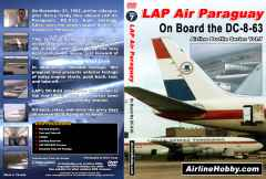 LAP Air Paraguay: On Board the DC-8-63