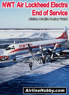 NWT Air Lockheed Electra - End of Service DVD