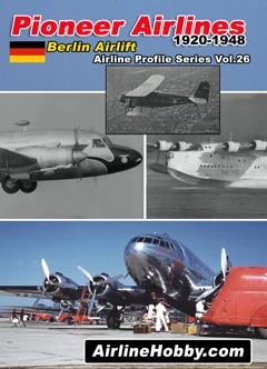 Pioneer Airlines & Berlin Airlift DVD