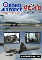 RAF VC-10 Vancouver DVD