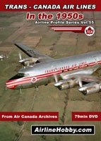 Trans-Canada Air Lines In the 1950s DVD