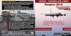 Trans-Canada Air Douglas DC-8 DVD