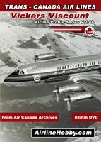 Trans-Canada Air Lines Vickers Viscount DVD
