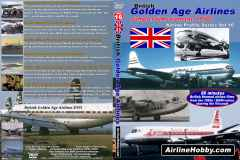 UK Golden Age Airlines DVD