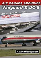 Air Canada Vanguard and DC-8 DVD