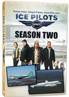 Buffalo Airways Ice Pilots Season Two - Three DVD set