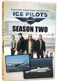 Buffalo Airways Ice Pilots Season Two - Three DVD set