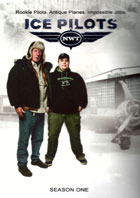 DVDs - Ice Pilots NWT Series