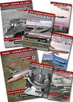 Air Canada History 7DVD set