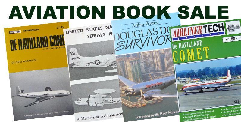 Aviation Book Sale