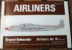 Airspeed Ambassador Airliners No. 18 Hugh Markham