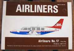 Airliners No. 17 Airlines Publication & Sales