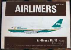 Airliners No. 16 Airlines Publication & Sales