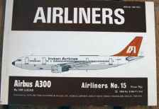 Airbus A300 Airliners No. 15 Airlines Publication & Sales