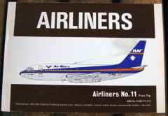 Airliners No. 11 Airlines Publication & Sales