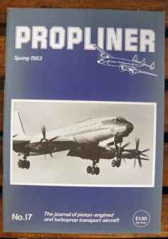 Propliner Magazine issue 17