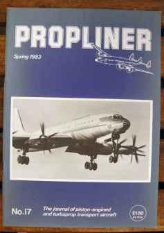 Propliner Magazine issue 17