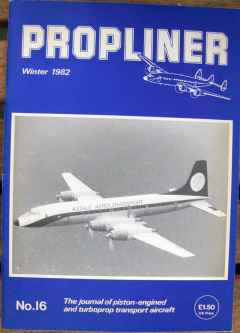Propliner Magazine issue 16