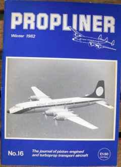 Propliner Magazine issue 16