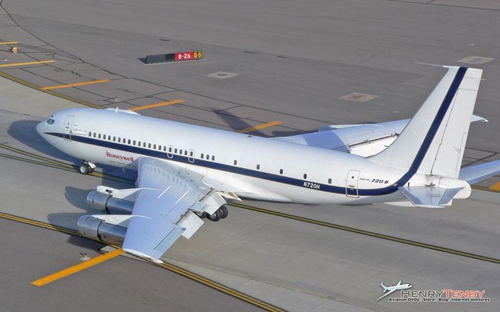 Honeywell Boeing 720