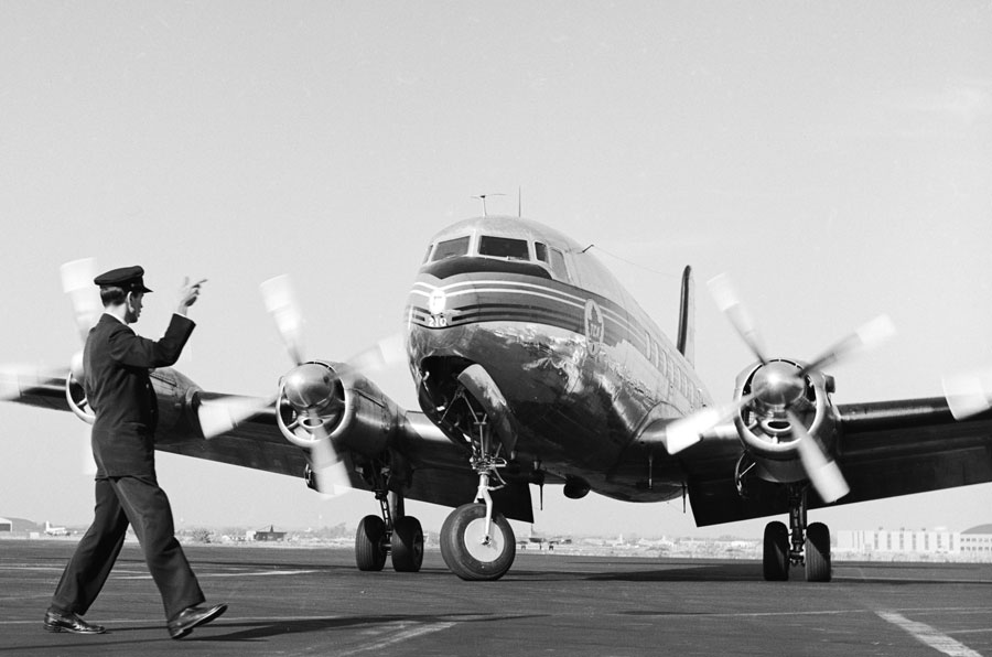 Trans Canada Air Lines DC-4M2 Northstar