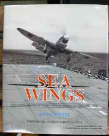 Sea Wings Canada's Waterborne Defence Aircraft by J.A. Foster