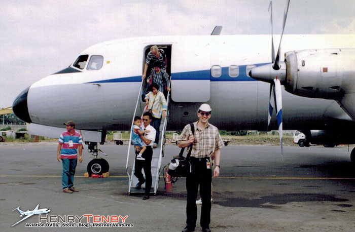 Air Philippines YS11