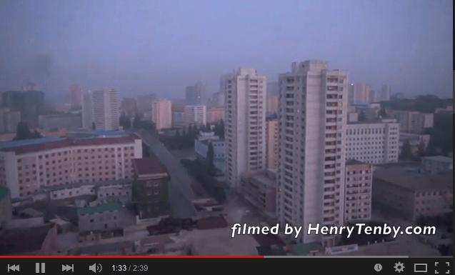 Pyongyang DPRK spooky music